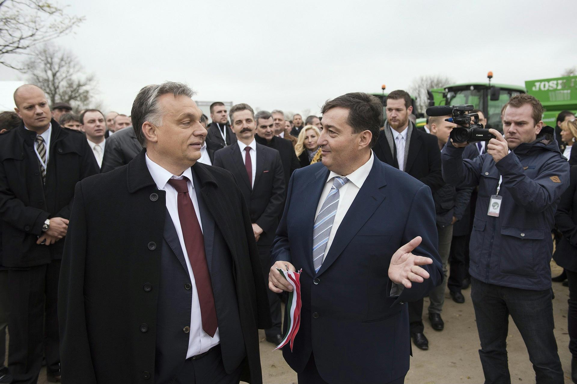Mészáros és Orbán