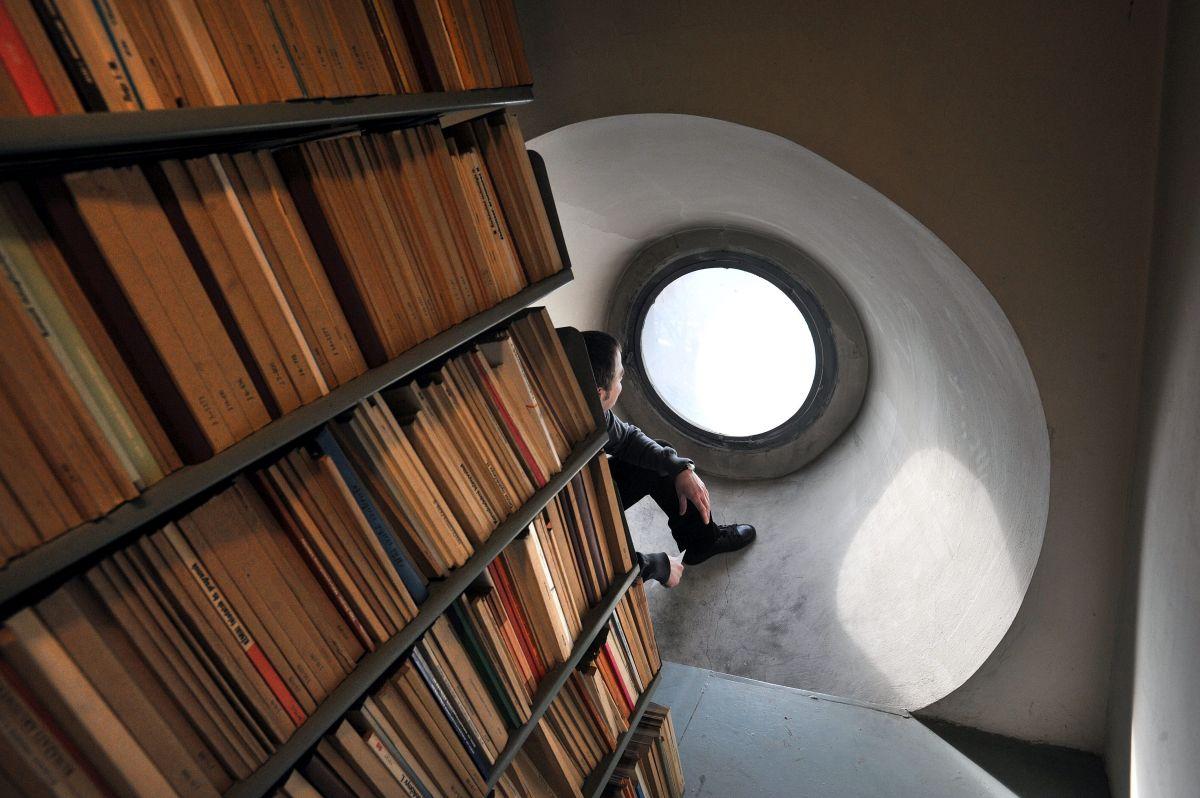 könyvtár MTI Fotó: Máthé Zoltán
