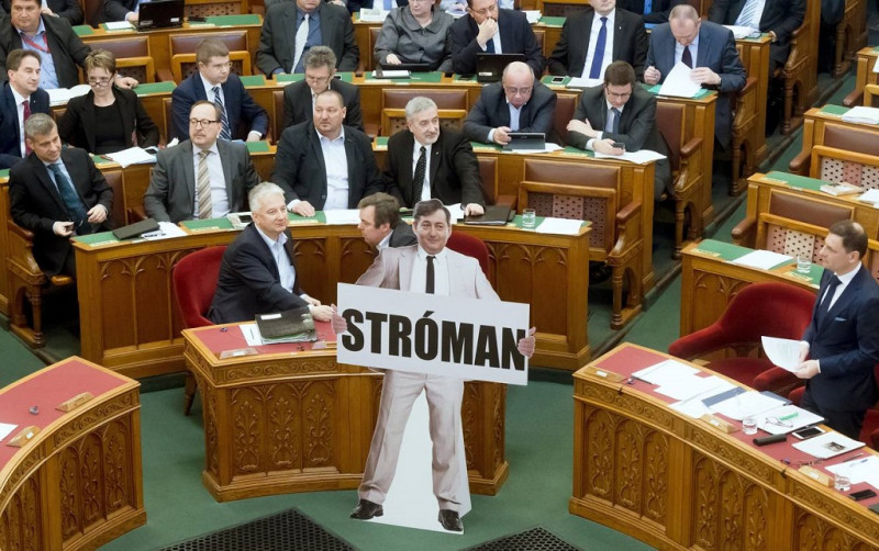 Stróman Parlament