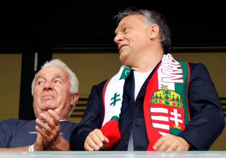 Orbán MTI/Beliczay László