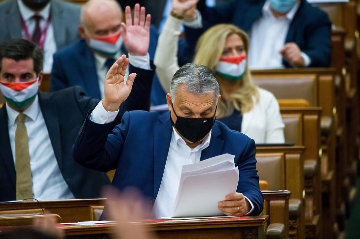 Orbán MTI/Balogh Zoltán