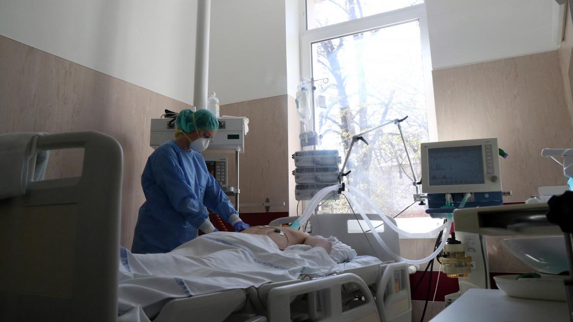 Lélegeztetőgép